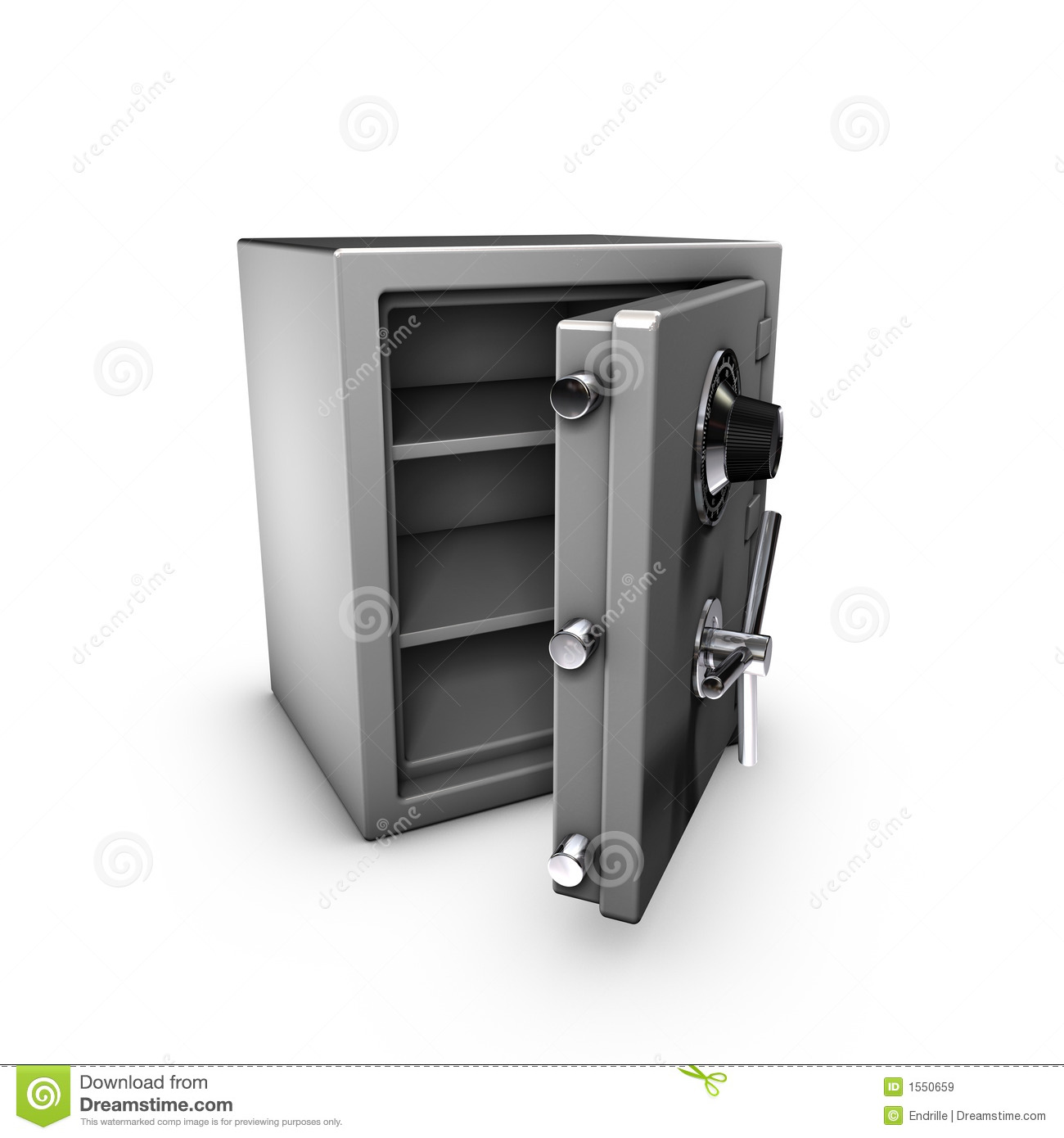 Open Safe Clipart - Clipart Kid