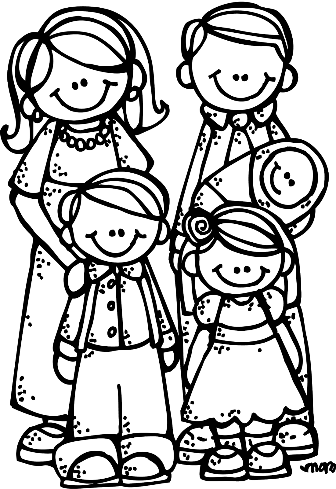 Lds Coloring Pages Clipart Clipart Suggest Clip Coloring Pages