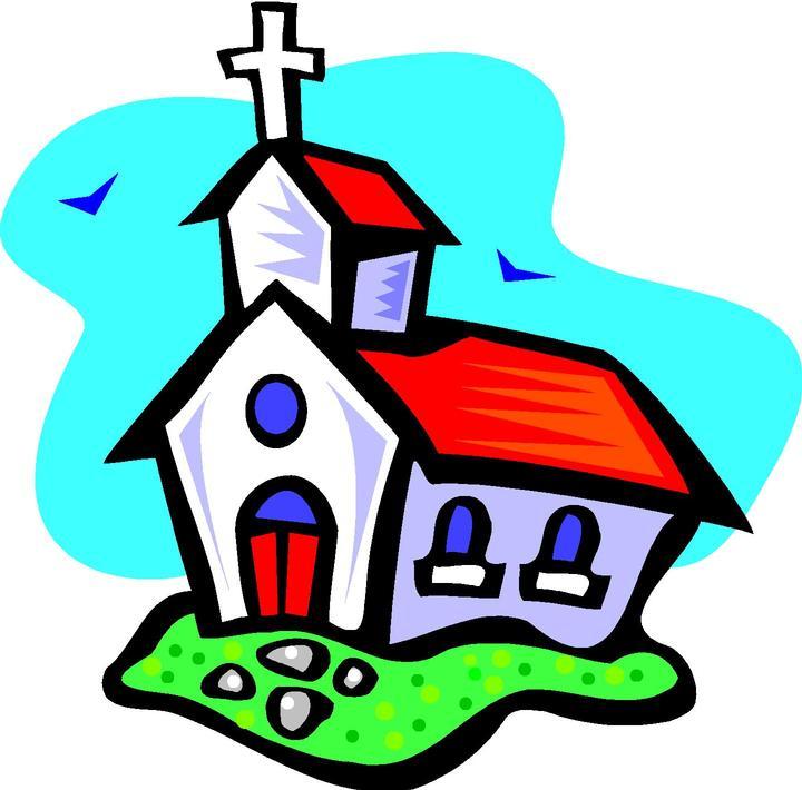 Church Bible Clipart - Clipart Kid