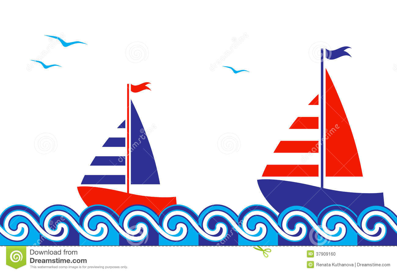 Nautical Boat Clipart - Clipart Kid