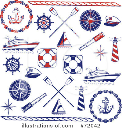 Nautical Clipart  72042   Illustration By Inkgraphics