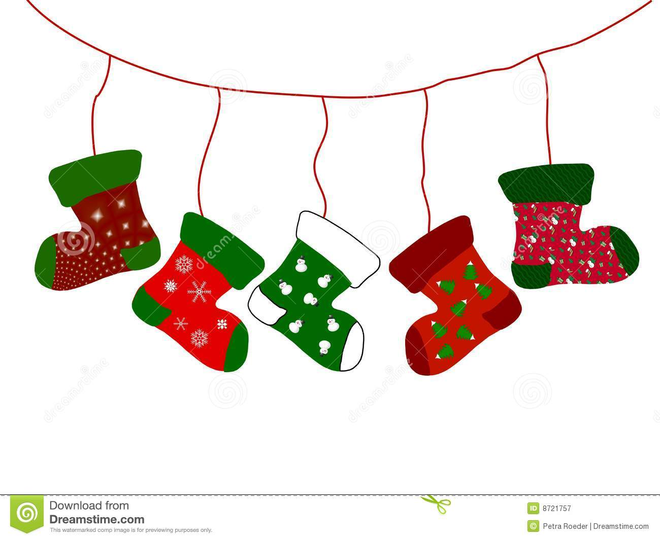 Pictures Of Christmas Stockings   Christmas