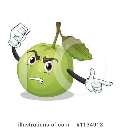 Royalty Free Guava Clipart Illustration 1134913 Guava Clipart