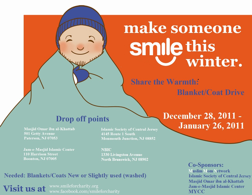 All Blankets Coats Will Go To The Homeless In Passaic County Nj  Any
