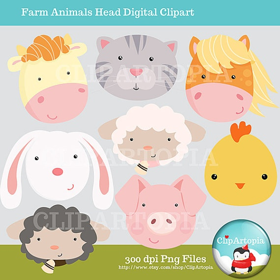 Barn Animals Clipart - Clipart Suggest