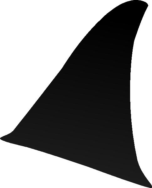 Dorsal Fin Clip Art At Clker Com   Vector Clip Art Online Royalty