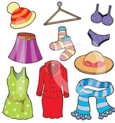 Put Clothes In Hamper Clipart - Clipart Kid