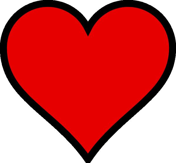 Small clipart heart - ClipartFox