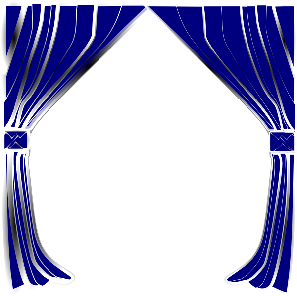 Theater Curtains Clip Art