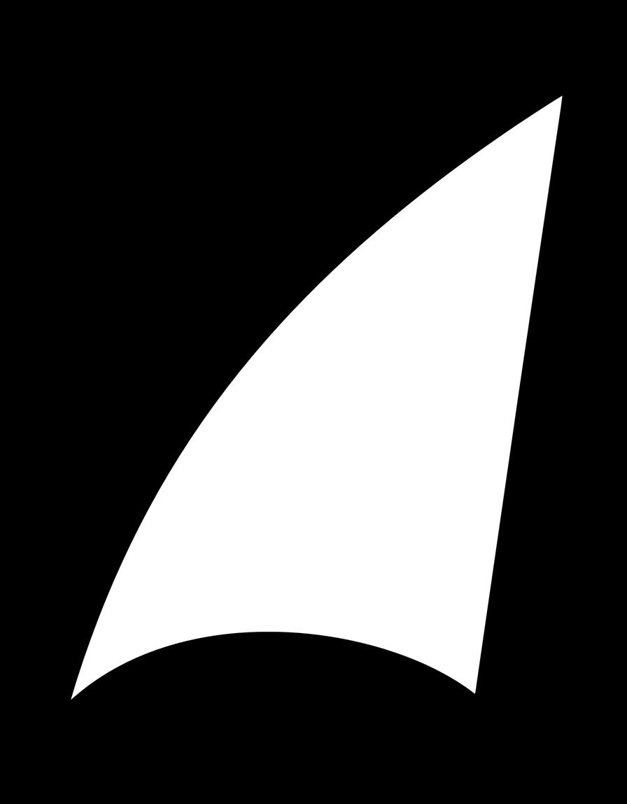 Shark fins clipart