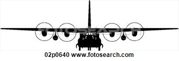Clipart   C 130  Blackout   Fotosearch   Search Clipart Illustration
