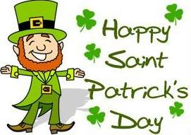 Free Happy Saint Patrick S Day Clipart