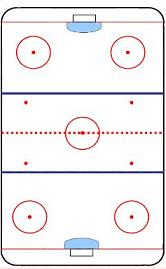 Free Hockey Arena Clipart