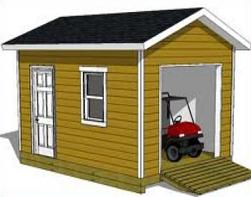 Free Shed Clipart