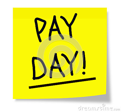 Payday Friday Clipart - Clipart Suggest