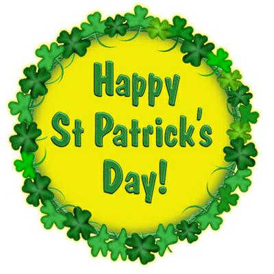 Happy St Patrick S Day