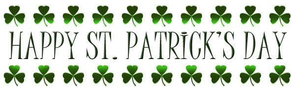 Happy St Patricks Day 2014 St Patricks Day Clipart Photos   Happy
