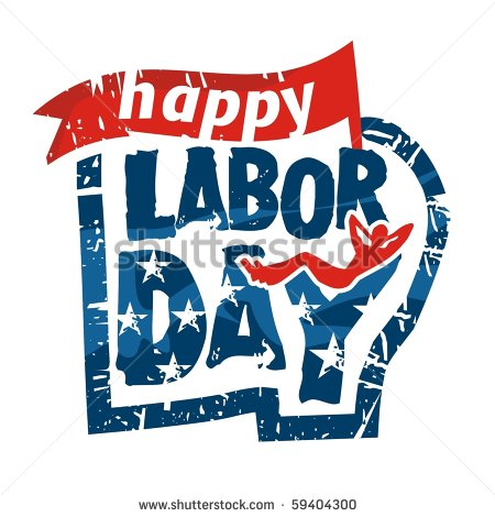 Labor Day Label Shutterstock  Eps Vector   Labor Day Label   Id