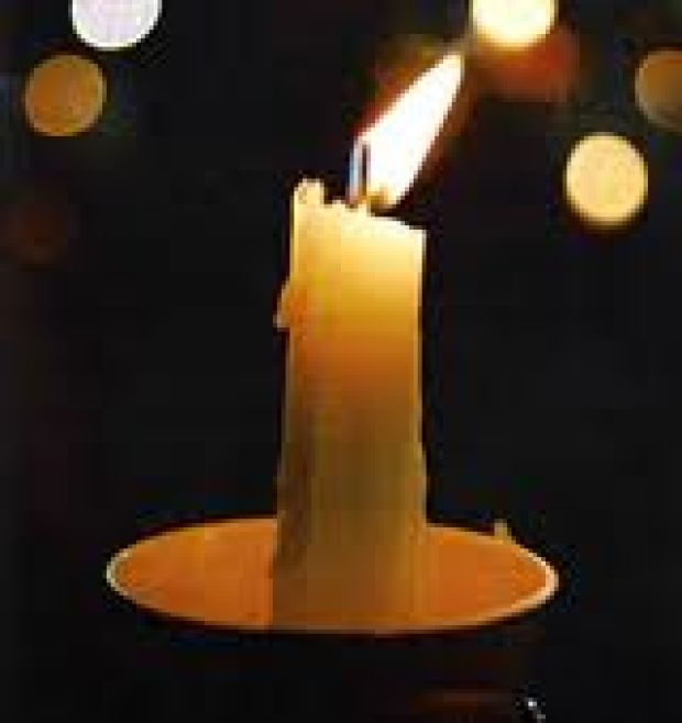 Memorial Candle Clip Art Candlelight Memorial Service
