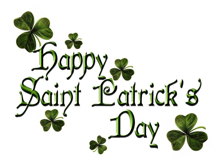 Happy St Patrick's Day Clipart - Clipart Kid