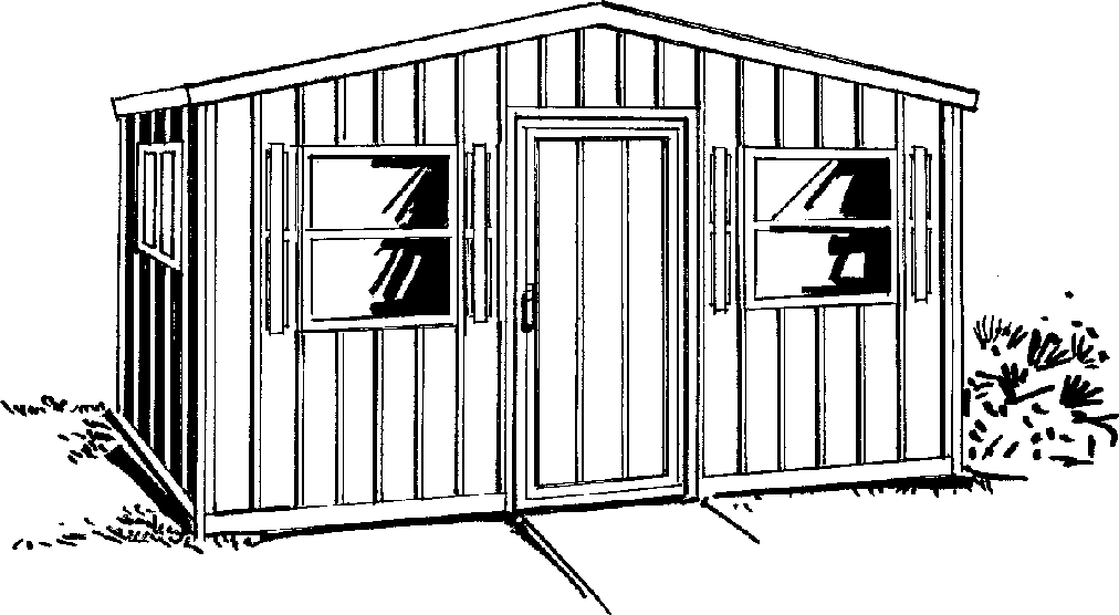 Shed Clipart Image Shed Png