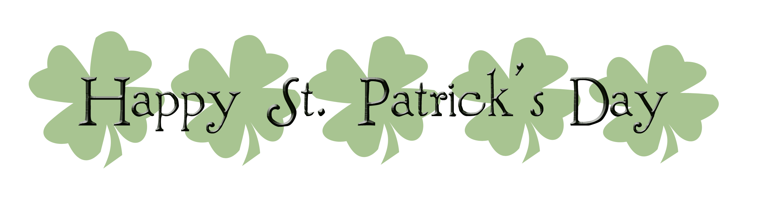 This  Happy St  Patrick S Day  Graphic Is Available In Jpeg