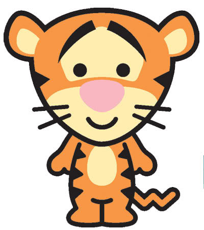 Disney Tigger Clipart - Clipart Suggest
