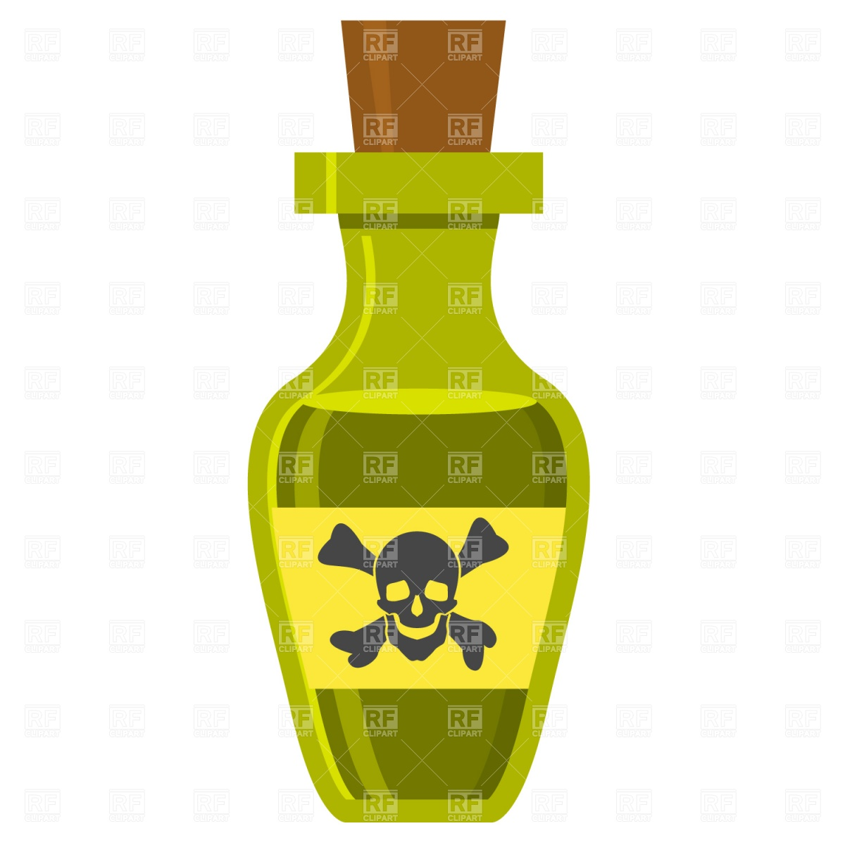 Poison Clipart - Clipart Suggest