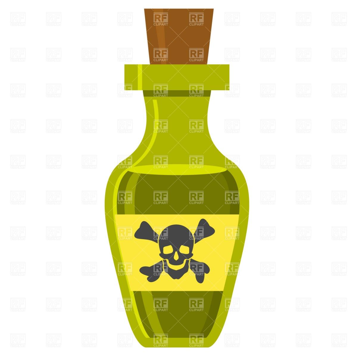 Poison Clipart - Clipart Suggest
