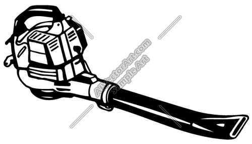 Leaf Blower Clipart And Vectorart  Tools   Misc Tools Vectorart And