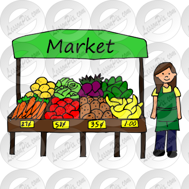 Farmers Stands Clipart - Clipart Suggest