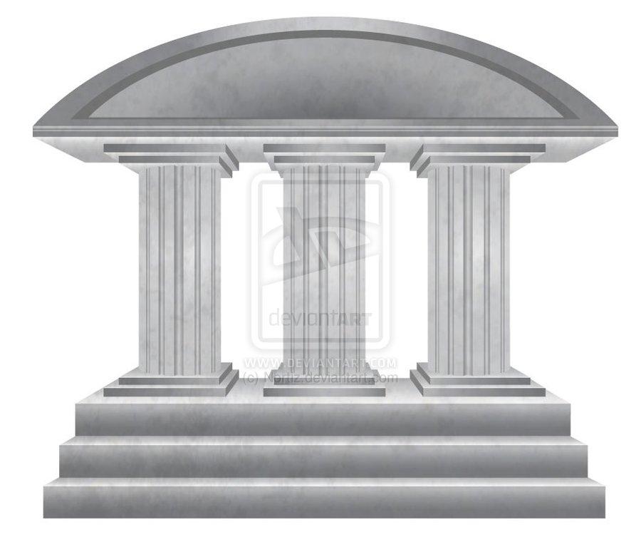 Pillar Clip Art : Roman pillars clipart suggest