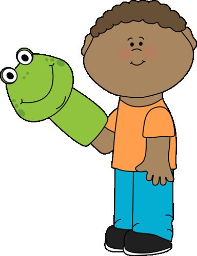 Cute Puppet Show Clipart - Clipart Kid