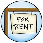 Rent Clipart For Rent Clip Art Sign 33122936 Std Jpg