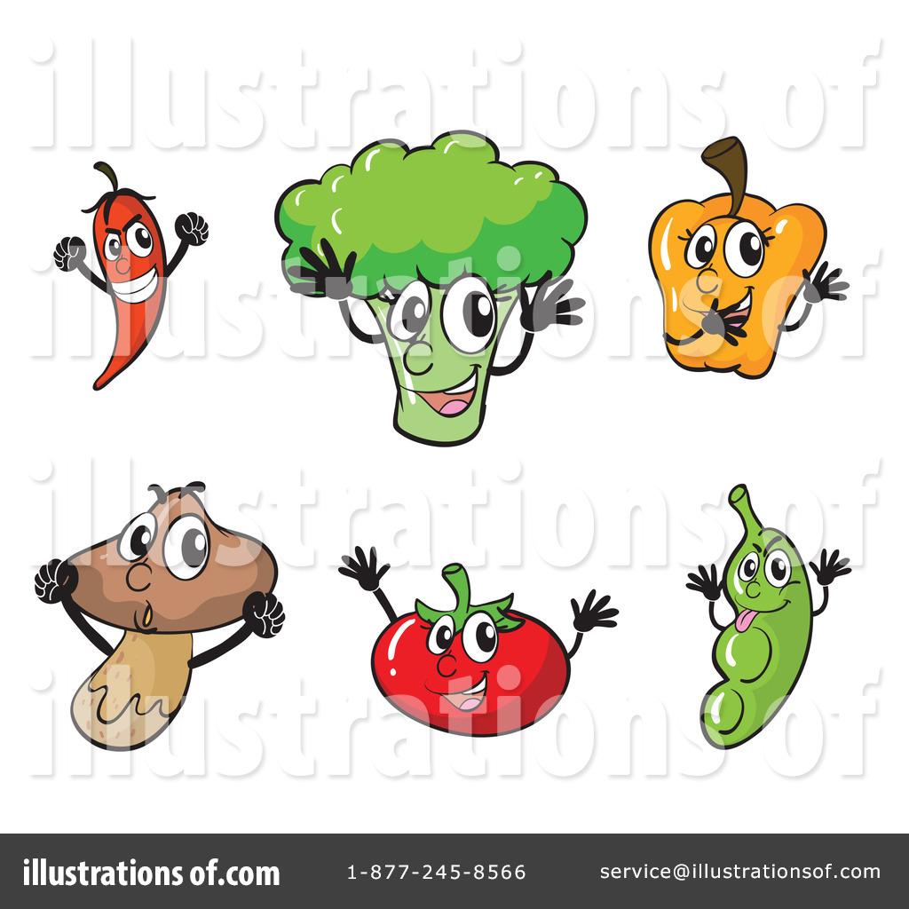 Veggie Clipart - Clipart Kid