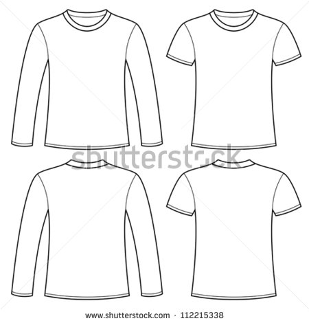 White Long Sleeve Shirt Clipart Long Sleeved T Shirt And