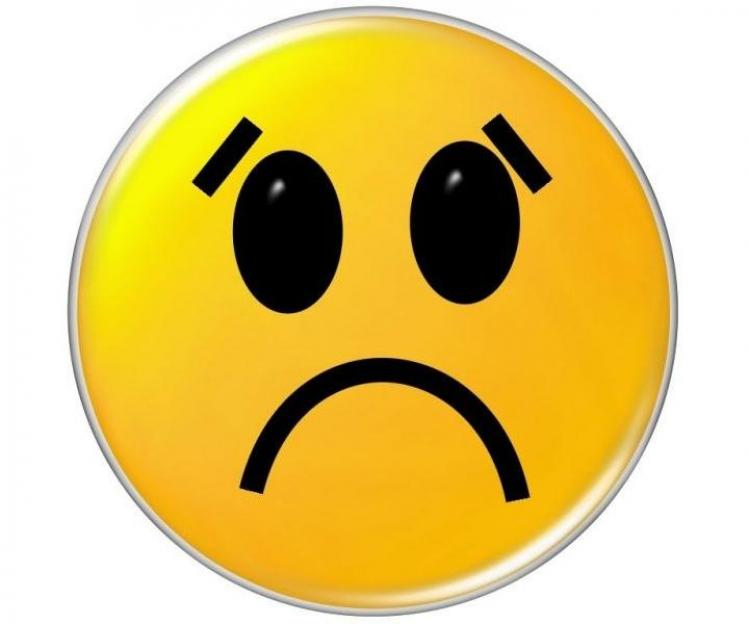 Clip Art Frowny Face Clip Art happy and sad face clipart kid best
