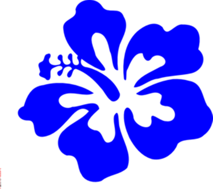 Hawaii Flower Clipart - Clipart Suggest