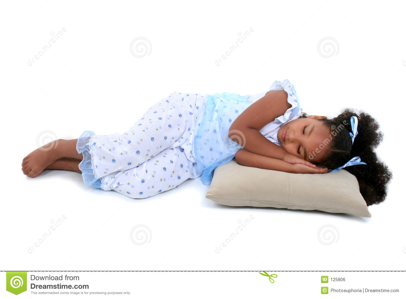 Lay Down Clipart Year Old Girl Laying Down