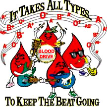 Blood Drives Blood Drives