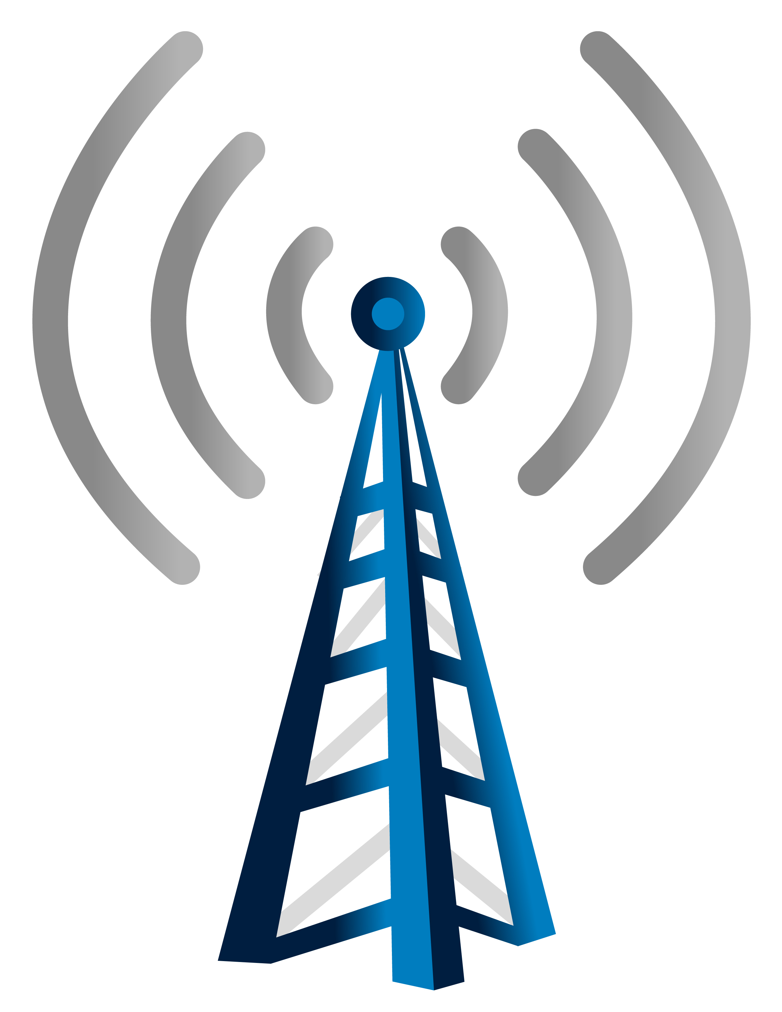 Communication Tower Clipart - Clipart Kid