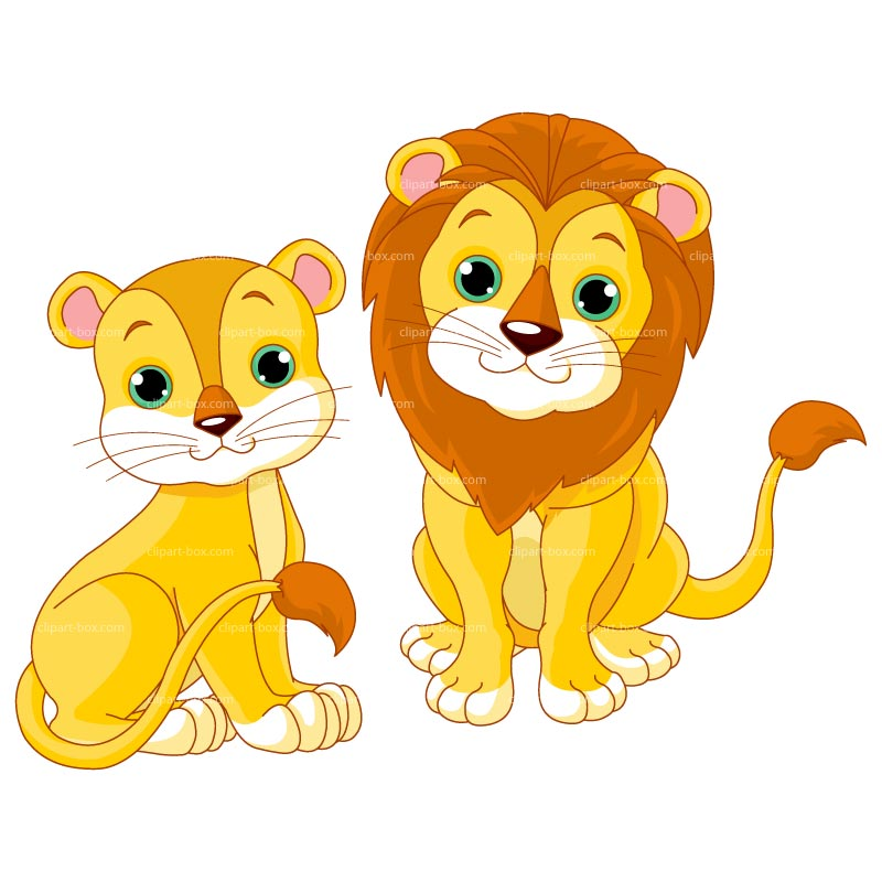 Free Female Lion Clipart - Clipart Kid