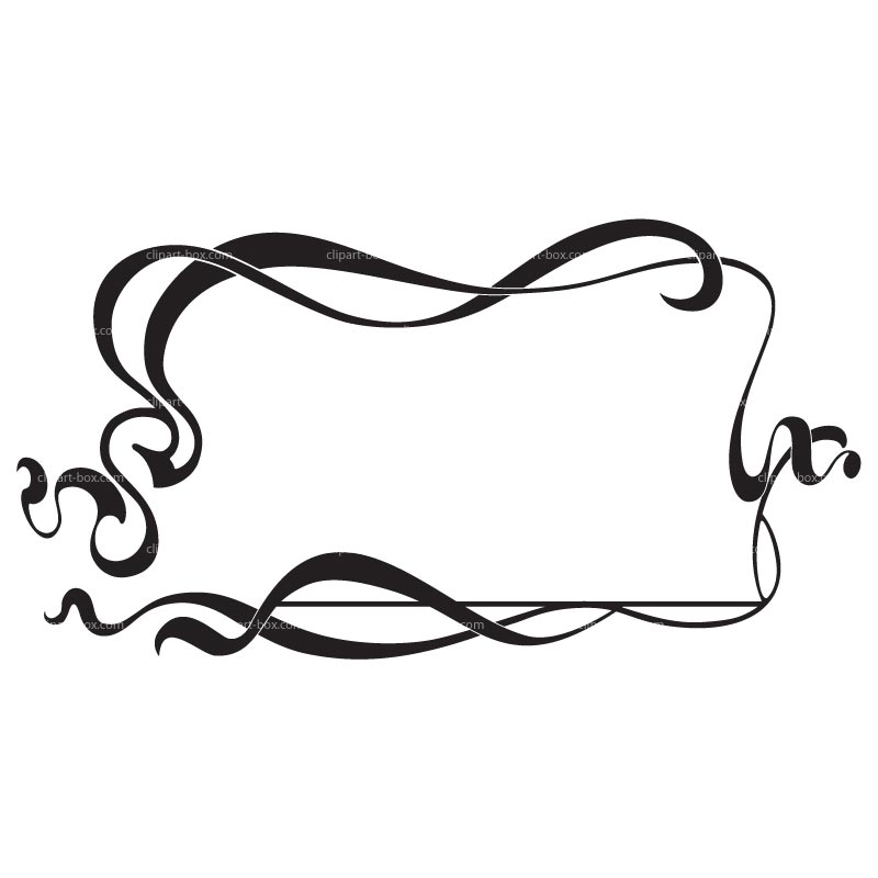 Frame Clip Art Black And White   Clipart Panda   Free Clipart Images