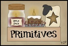 Primitive Country Clipart - Clipart Kid