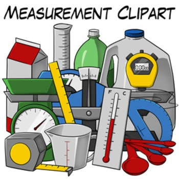 Measurement Clipart Fonts Math Measurement Classroom Ideas Science