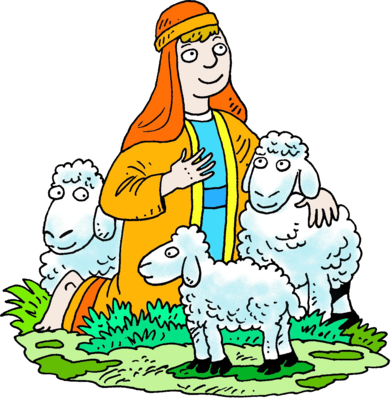 The Good Shepherd   Shenita Neon Etwaroo S Salvation