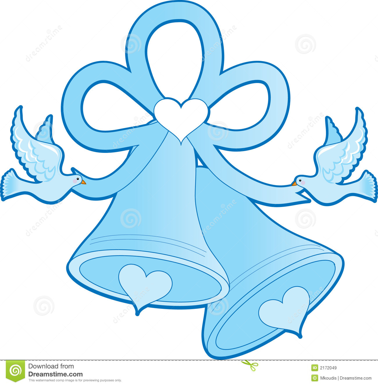 blue wedding clipart clipart suggest
