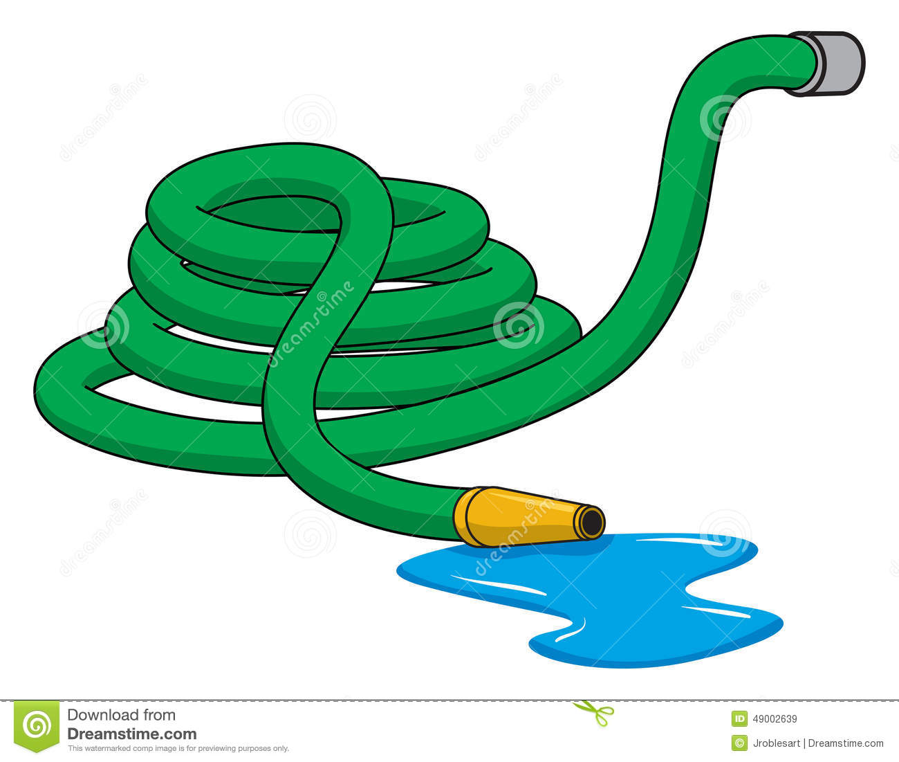 Http Imgarcade Com 1 Cartoon Water Hose