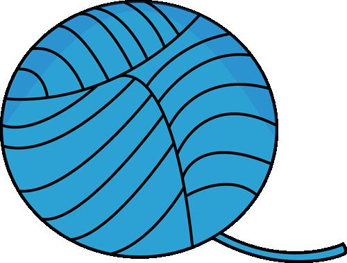 Ball Of Yarn Clipart - Clipart Kid