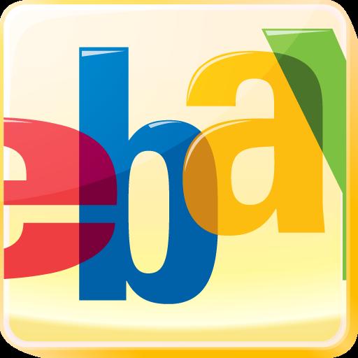 Ebay icon vector